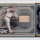 2005 Prime Cuts Material Bat #40 Adam Dunn - Reds Game-Used Bat /50