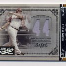 2005 Prime Cuts Material Jersey Number #40 Adam Dunn - Reds Game-Used Jersey /50