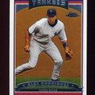 2006 Topps Chrome Baseball #001 Alex Rodriguez - New York Yankees
