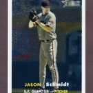 2006 Topps Heritage Chrome #056 Jason Schmidt - San Francisco Giants /1957