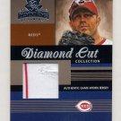 2003 Diamond Kings Diamond Cut Collection #064 Adam Dunn - Reds Game-Used Jersey /350