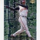 2000 Black Diamond Rookie Edition Might #M4 Ken Griffey Jr. - Cincinnati Reds