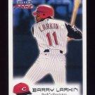 2000 Fleer Focus Baseball #186 Barry Larkin - Cincinnati Reds