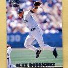 2000 Pacific Baseball #402 Alex Rodriguez - Seattle Mariners
