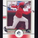 2000 SP Authentic Baseball #086 Pokey Reese - Cincinnati Reds