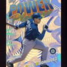 2000 Topps Power Players #P8 Alex Rodriguez - Seattle Mariners