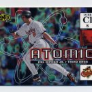 2000 UD Ionix Atomic #A07 Cal Ripken - Baltimore Orioles