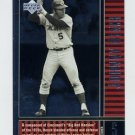 2000 Upper Deck Legends Baseball #063 Johnny Bench - Cincinnati Reds