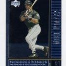 2000 Upper Deck Legends Baseball #047 Mike Piazza - New York Mets
