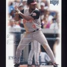 2000 Upper Deck Pros And Prospects Baseball #088 Pokey Reese - Cincinnati Reds