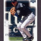 2000 Upper Deck Pros And Prospects Baseball #017 Alex Rodriguez - Seattle Mariners