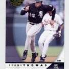 2001 Donruss Class Of 2001 Baseball #015 Frank Thomas - Chicago White Sox