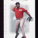2001 SP Authentic Baseball #086 Barry Larkin - Cincinnati Reds