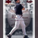 2001 Sweet Spot Baseball #049 Mike Piazza - New York Mets