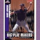 2001 Upper Deck Victory Baseball #606 Randy Johnson
