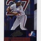 2002 Absolute Memorabilia Baseball #088 Vladimir Guerrero - Montreal Expos