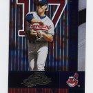 2002 Absolute Memorabilia Baseball #045 Travis Fryman - Cleveland Indians