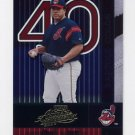 2002 Absolute Memorabilia Baseball #043 Bartolo Colon - Cleveland Indians