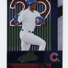 2002 Absolute Memorabilia Baseball #029 Fred McGriff - Chicago Cubs