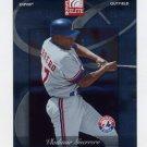 2002 Donruss Elite Baseball #001 Vladimir Guerrero - Montreal Expos