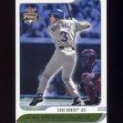 2002 Fleer Focus JE Baseball #117 Alex Rodriguez - Texas Rangers