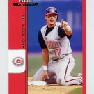 2002 Fleer Maximum Baseball #119 Aaron Boone - Cincinnati Reds
