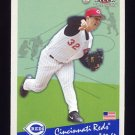 2002 Fleer Tradition Baseball #248 Danny Graves - Cincinnati Reds