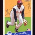2002 Fleer Tradition Baseball #209 Pokey Reese - Cincinnati Reds