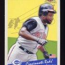 2002 Fleer Tradition Baseball #197 Dmitri Young - Cincinnati Reds