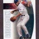 2002 SP Authentic Baseball #017 Alex Rodriguez - Texas Rangers