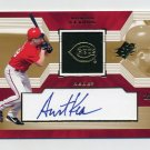 2002 SPx Baseball #137 Austin Kearns - Cincinnati Reds AUTO