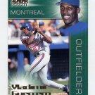 1998 Aurora Baseball #157 Vladimir Guerrero - Montreal Expos