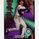 1998 Circa Thunder Baseball #003 Alex Rodriguez - Seattle Mariners