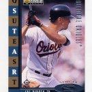 1998 Collector's Choice StarQuest Single #03 Cal Ripken - Baltimore Orioles