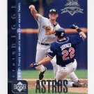 1998 Upper Deck Baseball #100 Craig Biggio - Houston Astros