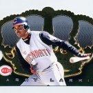 1999 Crown Royale Baseball #038 Barry Larkin - Cincinnati Reds