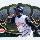 1999 Crown Royale Baseball #037 Mike Cameron - Cincinnati Reds