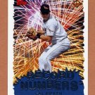 1999 Topps Record Numbers #RN09 Cal Ripken - Baltimore Orioles