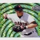 1997 Metal Universe Magnetic Field #10 Matt Williams - Cleveland Indians