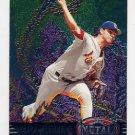 1997 Metal Universe Baseball #228 Andy Benes - St. Louis Cardinals