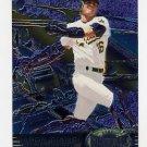 1997 Metal Universe Baseball #129 Jason Giambi - Oakland Athletics