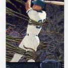 1997 Metal Universe Baseball #123 Darryl Strawberry - New York Yankees