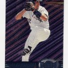 1997 Metal Universe Baseball #058 Alex Fernandez - Chicago White Sox