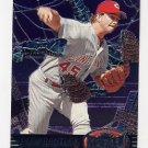 1997 Metal Universe Baseball #045 Jeff Brantley - Cincinnati Reds