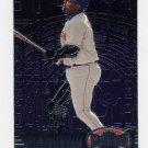 1997 Metal Universe Baseball #026 Mo Vaughn - Boston Red Sox