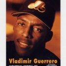 1997 Sports Illustrated Baseball #008 Vladimir Guerrero - Montreal Expos