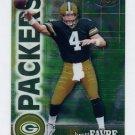 2000 Finest Football #041 Brett Favre - Green Bay Packers