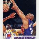 1993-94 Hoops Basketball #169 Charles Barkley - Phoenix Suns