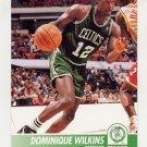 1994-95 Hoops Basketball #309 Dominique Wilkins - Boston Celtics
