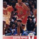 1994-95 Hoops Basketball #030 Scottie Pippen - Chicago Bulls